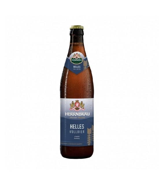 Herrnbrau Helles Vollbier 0.5L