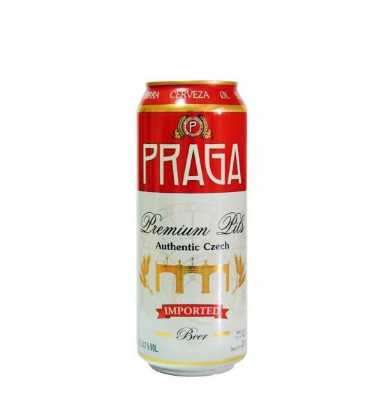 Praga Premium Pils 0.5L