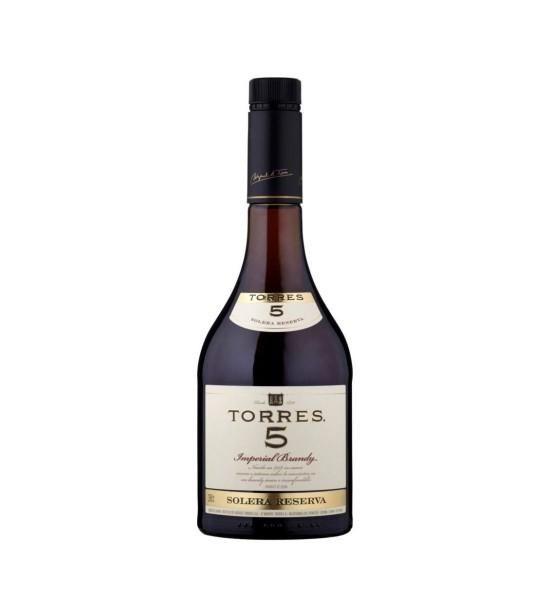 Juan Torres 5 Imperial Brandy Solera Reserva 1L