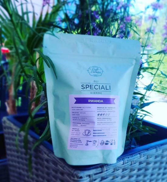 Diemme Rwanda cafea boabe 200 g