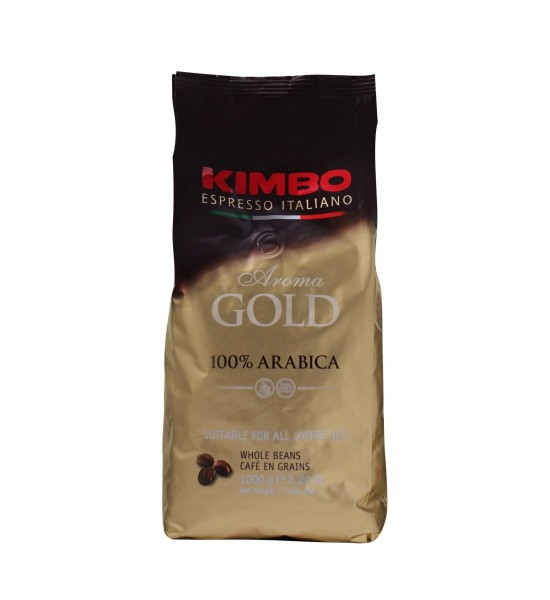 Kimbo Aroma Gold cafea boabe 1 kg