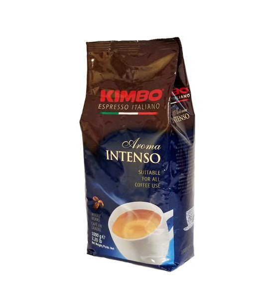 Kimbo Aroma Intenso cafea boabe 1 Kg