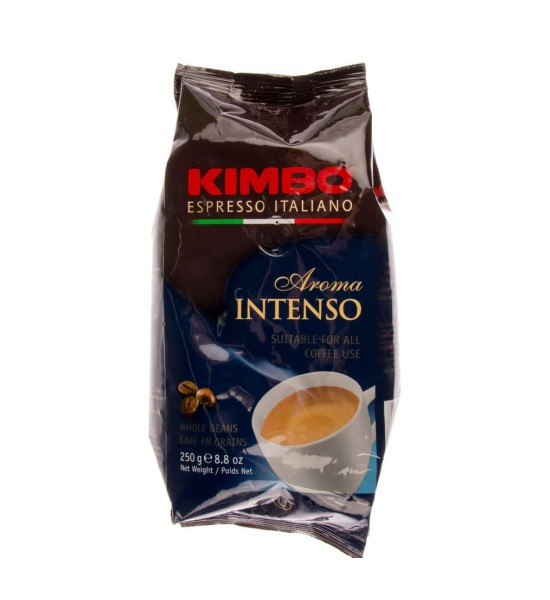 Kimbo Aroma Intenso cafea boabe 250 g