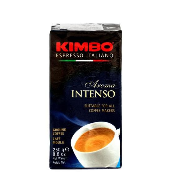 Kimbo Aroma Intenso cafea macinata 250 g