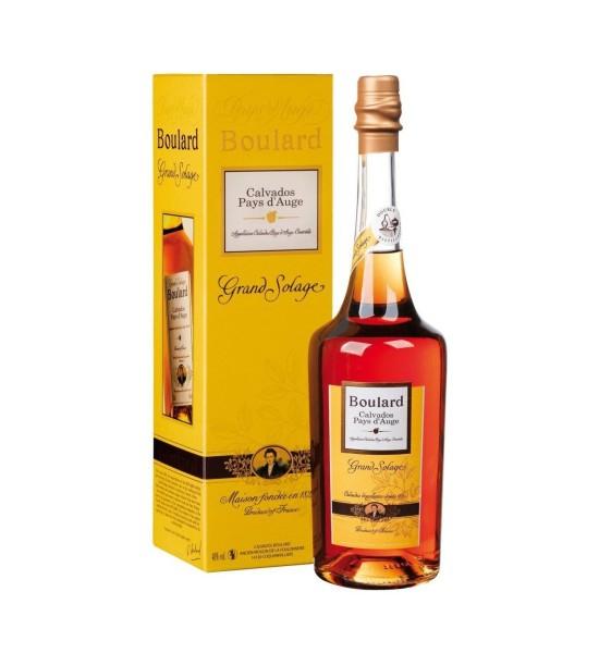 Boulard Calvados Pays D`Auge Grand Solage 1L