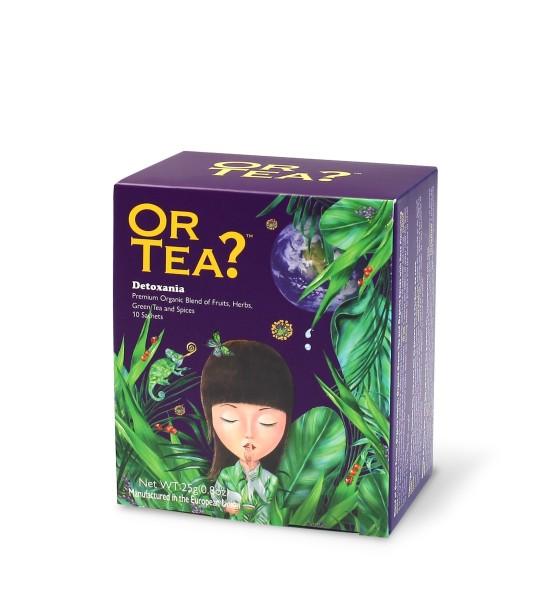 Or Tea Detoxania Premium Organic Tea 25g