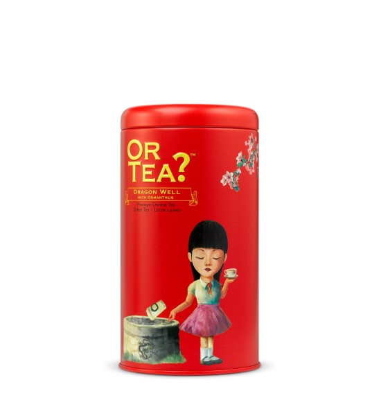 Or Tea Dragon Well with Osmanthus Loose Tea 90g