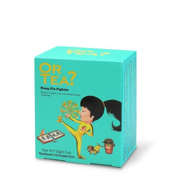 Or Tea Kung Flu Fighter Premium Organic Tea 20g
