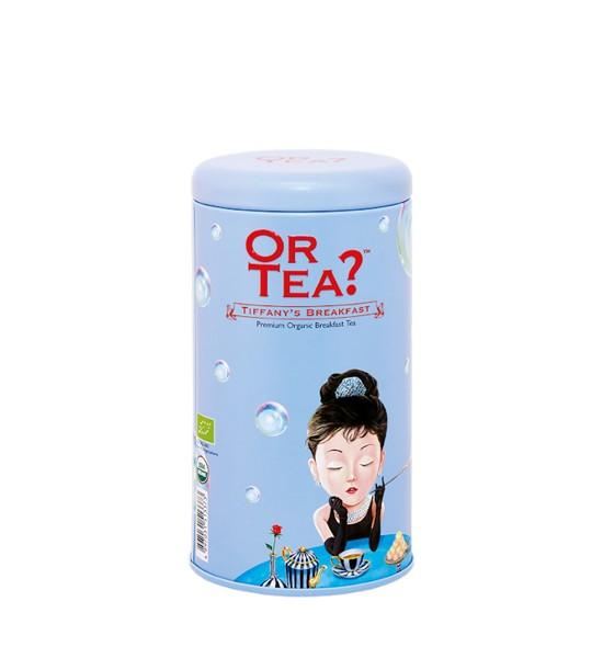 Or Tea Tiffany`s Breakfast Organic Loose Tea 100g