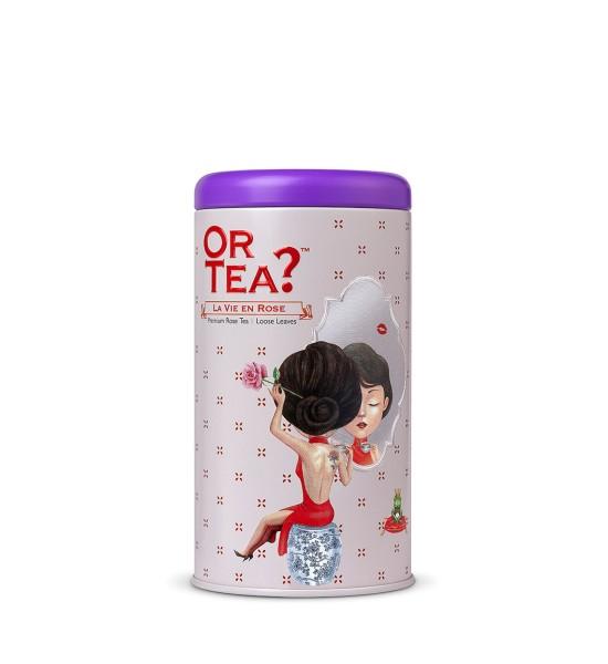 Or Tea Vie en Rose Organic Loose Tea 75g