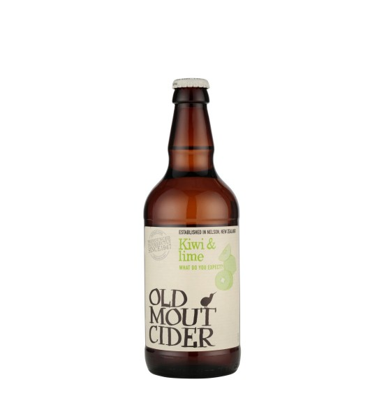 Old Mout Kiwi & Lime 0.5L