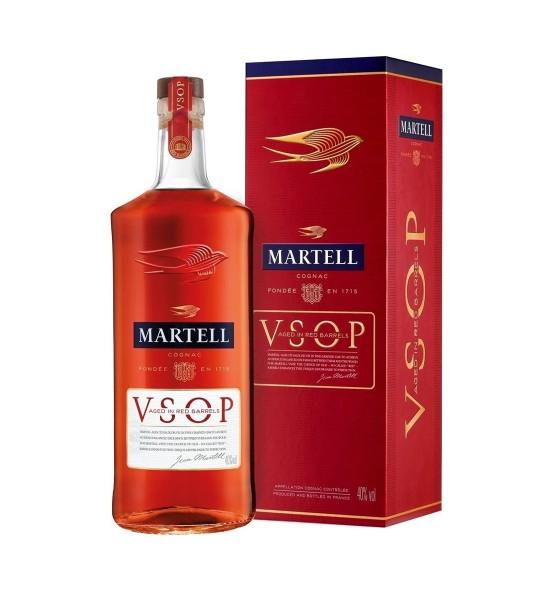 Martell Aged in Red Barrels VSOP 1L