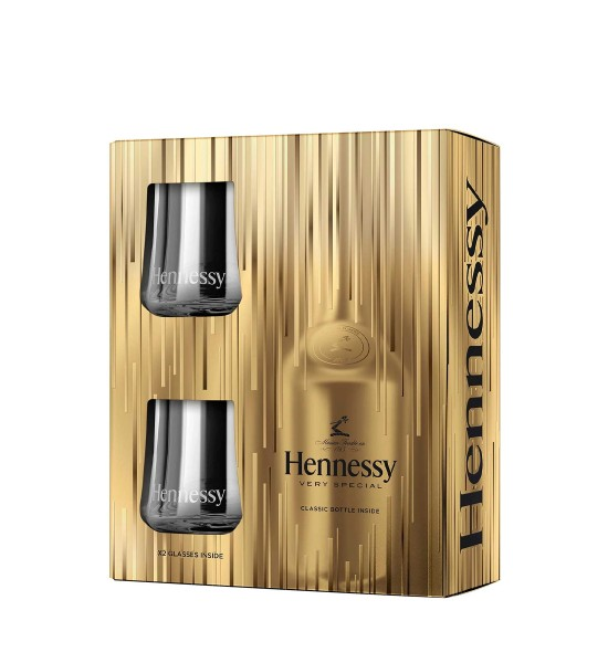 Hennessy VS Gift Set 0.7L