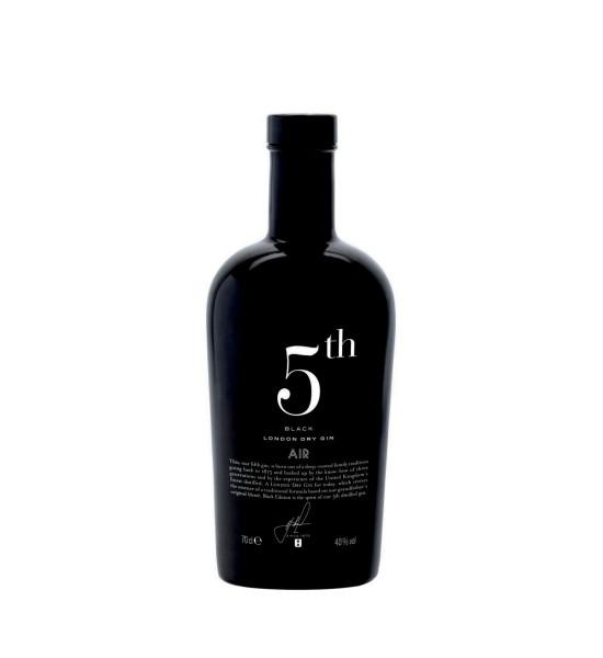 5th Air Black 0.7L