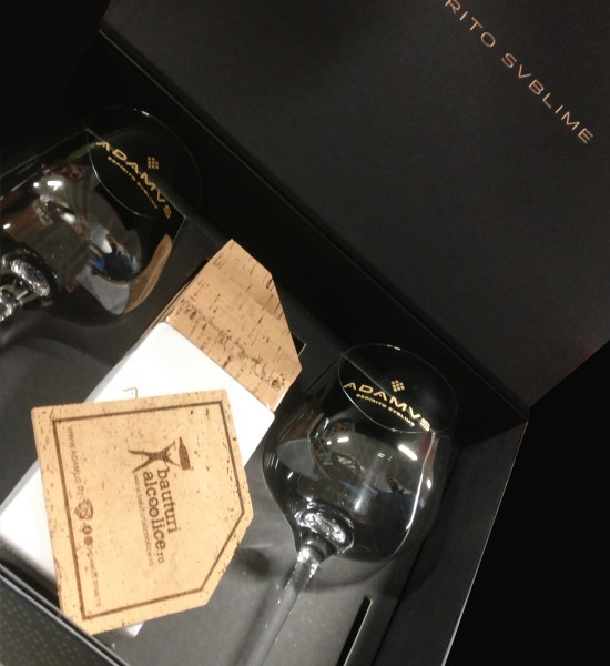 Adamus Gin Artizanal Organic Gift Set 0.7L