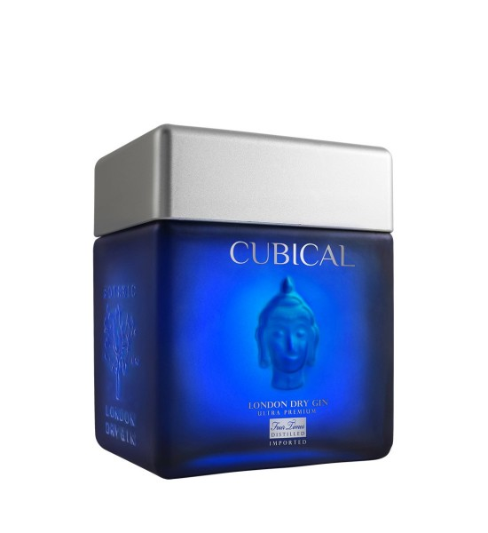 Botanic Cubical Ultra Premium London Dry Gin 0.7L