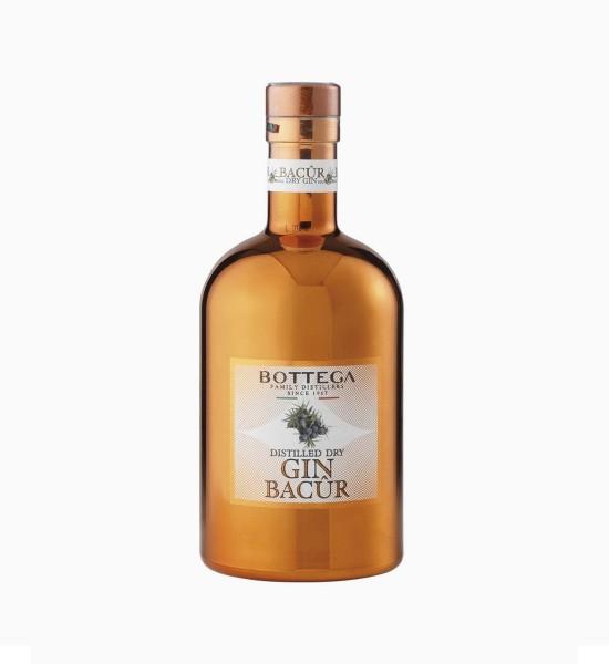 Bottega Bacur Distilled Dry Gin 0.5L