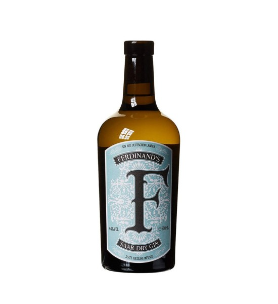 Ferdinand's Saar Dry Gin 0.5L