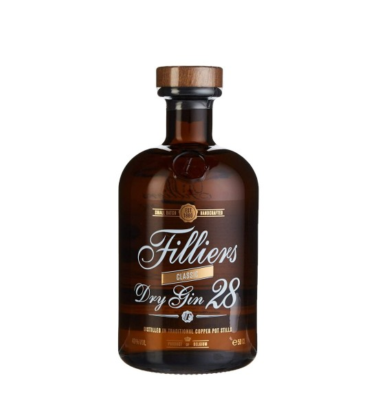 Filliers Classic Dry Gin 28 0.5L