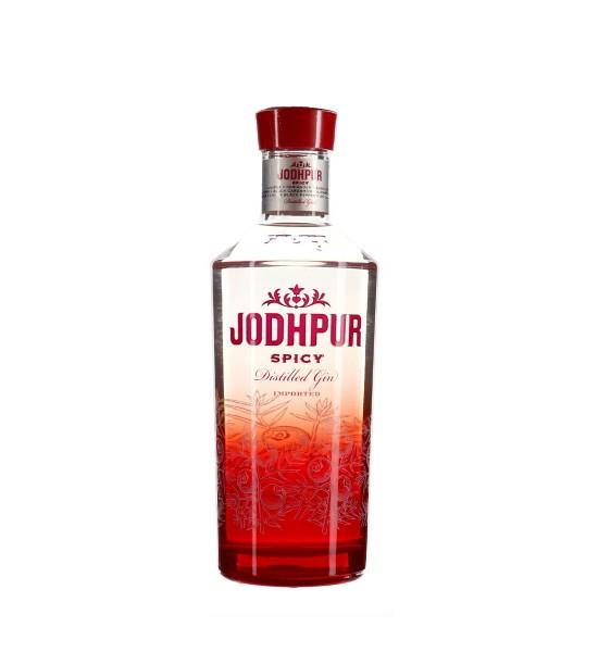 Jodhpur Spicy Distilled Gin 0.7L