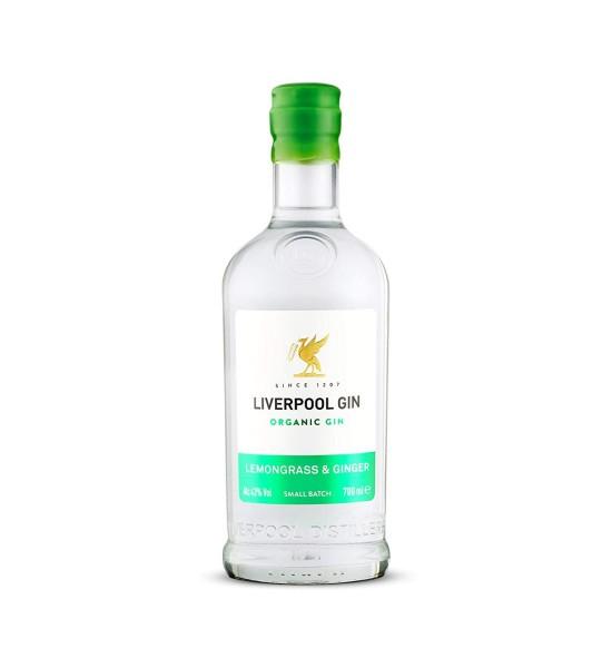 Liverpool Lemongrass & Ginger 0.7L
