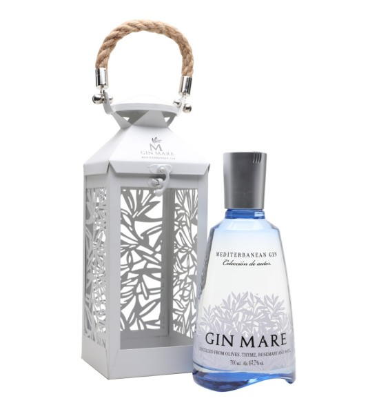 Gin Mare Gift Set 0.7L
