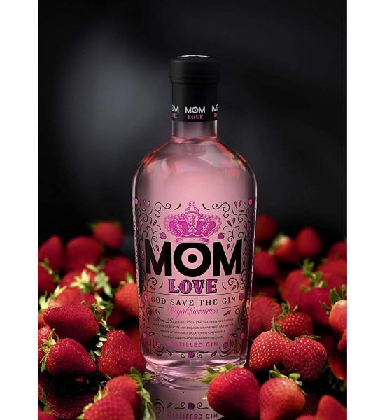 Mom Love God Save the Gin Distilled Gin 0.7L