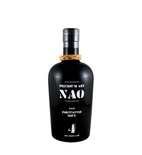 Nao Premium Gin Aged In Porto Casks 0.7L