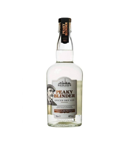 Peaky Blinder Spiced Dry Gin 0.7L