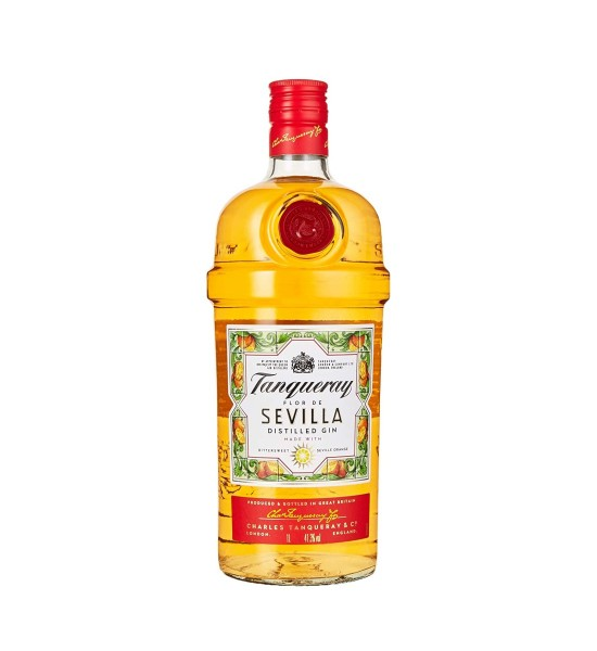 Tanqueray Flor de Sevilla Distilled Gin 1L