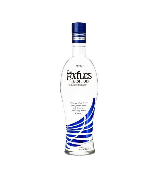 The Exiles Irish Gin 0.7L