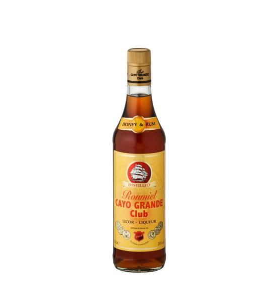 Cayo Grande Club Ronmiel Honey & Rum 0.7L