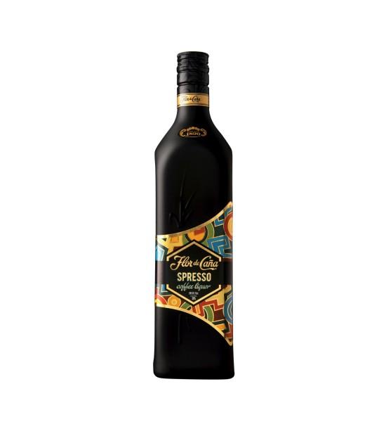 Flor de Cana Spresso Coffee Liqueur 0.7L