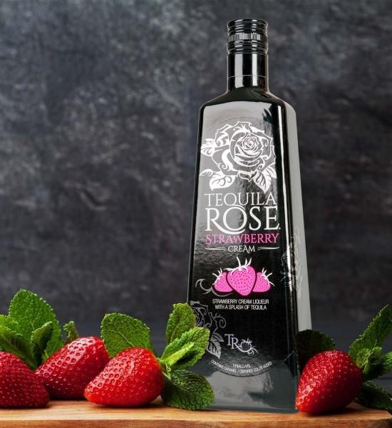 Tequila Rose Strawberry Cream 0.7L