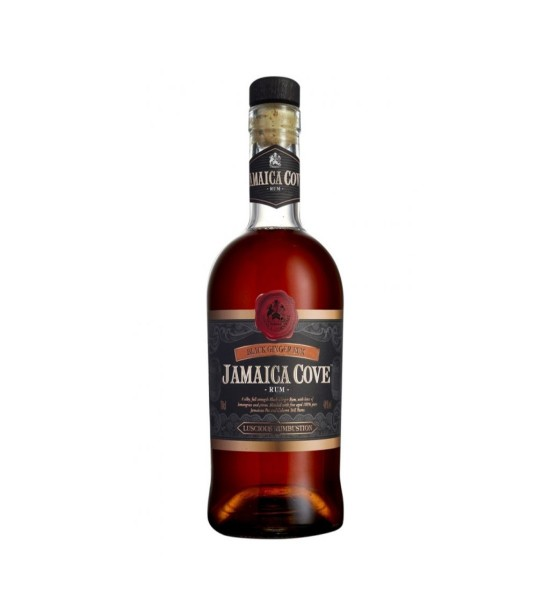Jamaica Cove Black Ginger Rum 0.7L