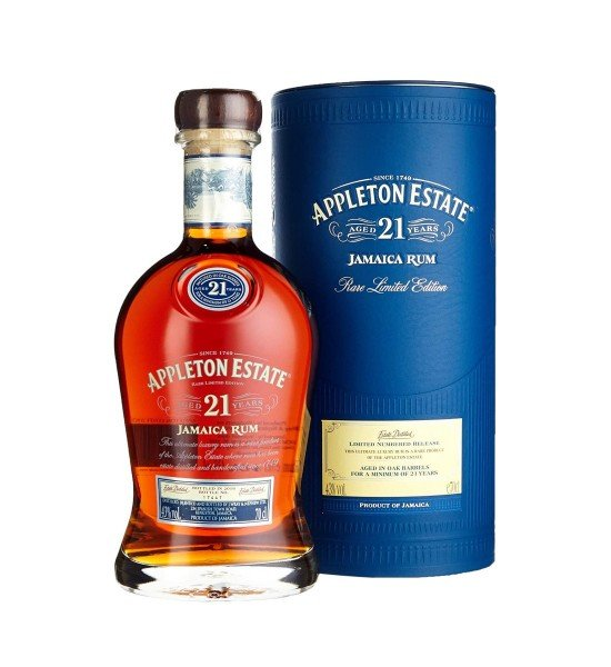 Appleton Estate Rare Limited Edition 21 ani 0.7L