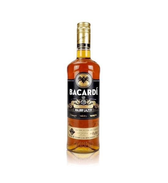 Bacardi Major Lazer Limited Edition 0.7L
