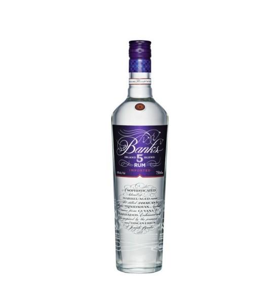 Banks 5 Island Blend Rum 0.7L