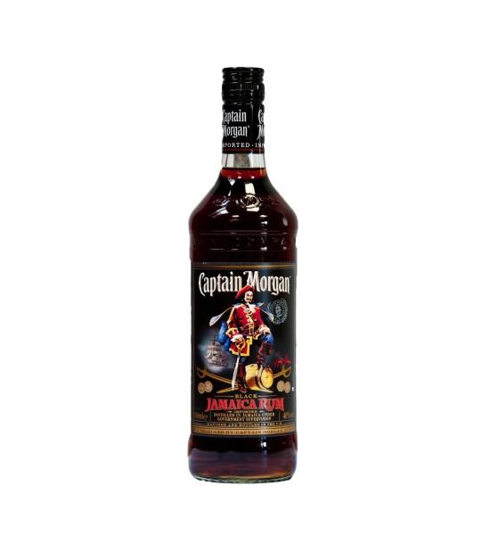 Captain Morgan Black Label 0.7L