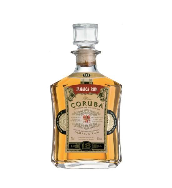 Coruba Jamaica Rum 18 ani 0.7L