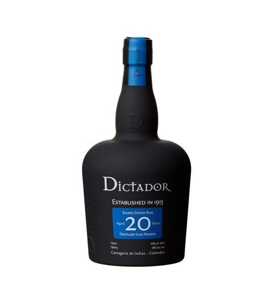 Dictador Icon Reserve 20 ani 0.7L