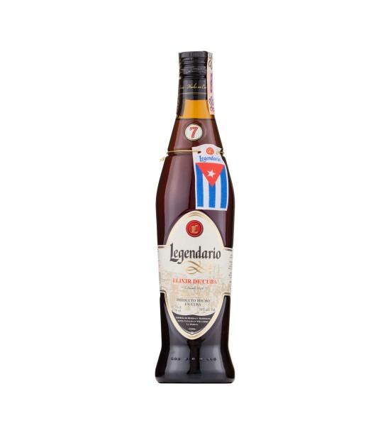 Legendario Elixir de Cuba 0.7L