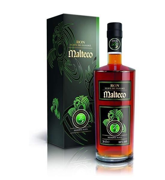 Malteco Reserva Maya 15 ani 0.7L