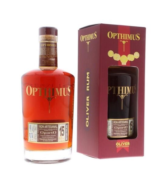 Oliver Opthimus Oporto Reposado Solera 15 ani 0.7L