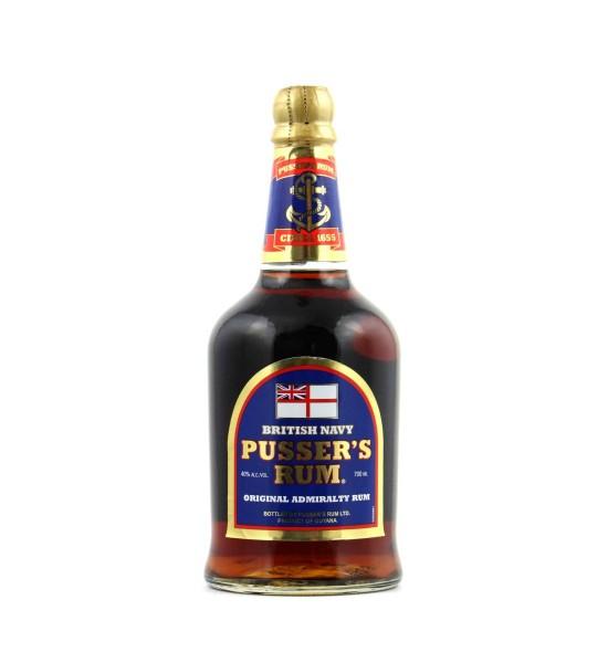 Pusser`s Rum Original Admiralty Blend 0.7L