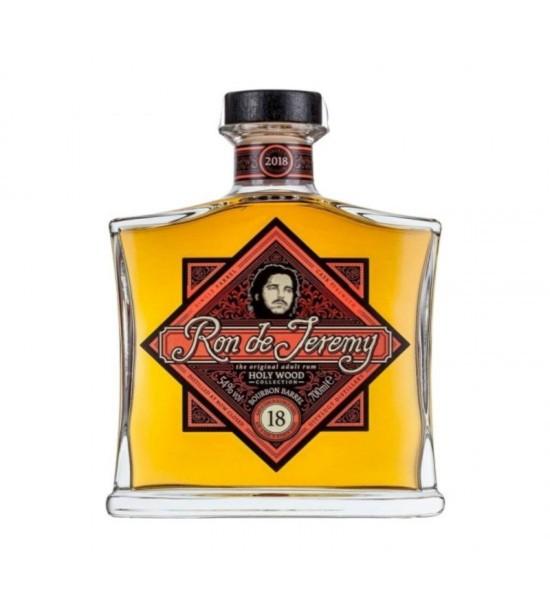 Ron Jeremy Holy Wood Collection Bourbon Barrel 18 ani 0.7L