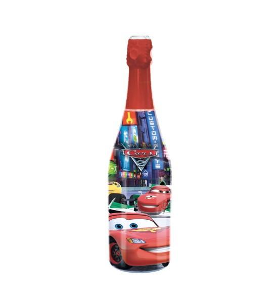 Vitapress Sampanie Copii Cars Capsuni & Mere 0.75L