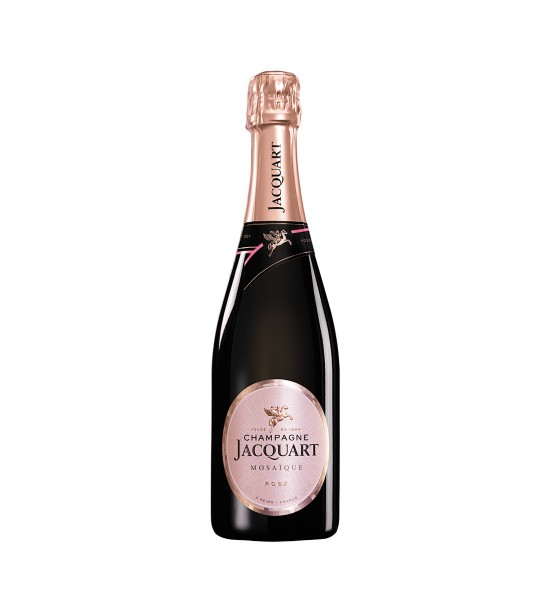 Jacquart Mosaique Rose Brut 0.75L