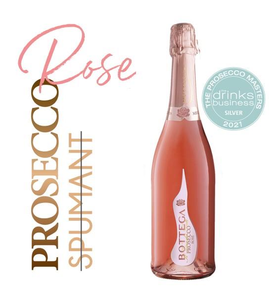 Bottega Il Vino dei Poeti Prosecco Rose Brut 1.5L