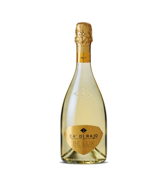 Ca Di Rajo Be Lux Private Cuvee Spumante Chardonnay Brut 0.75L